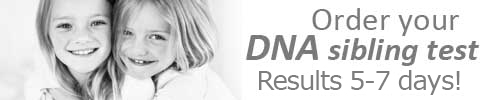 Order your Siblings DNA Test from homeDNAdirect today!