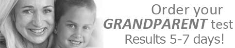 Order your Grandparent DNA Test now!